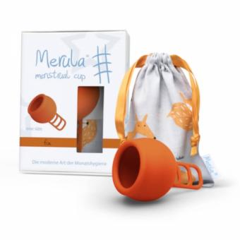 Merula Cup Menstruationstasse - fox